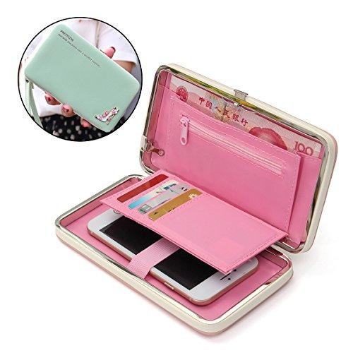 Charminer Multi purpose Leather Handbag Cellphone product image
