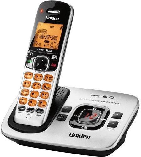 Uniden D1780 1.9Ghz DECT 6.0 Cordless Handset Telephone