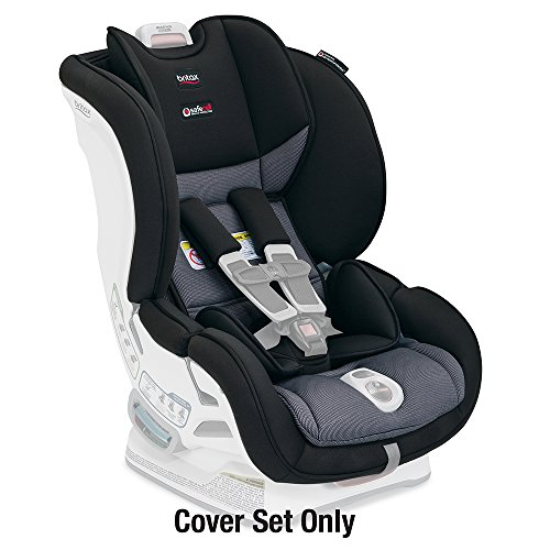 Britax Marathon ClickTight Convertible Car Seat Cover Set, Verve