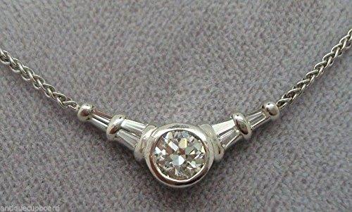 0.65 Ct Genuine Diamonds - 2
