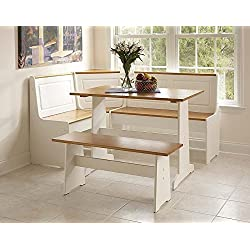 Linon Ardmore Kitchen Nook Set