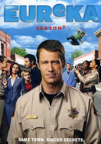 Eureka: Season 2, used for sale  Delivered anywhere in USA