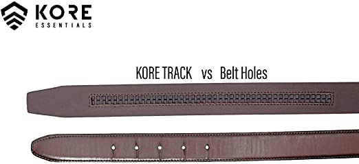 Kore Men S Full Grain Leather Track Belt Epic Alloy Buckle At Amazon Men S Clothing Store Kore essentials hooked us up with some belts and other gear and i wanted to break down what i believe the most important things to look for in a quality gun belt are. kore men s full grain leather track belt epic alloy buckle