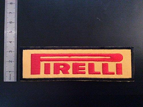 Stemma Toppe aufnaher toppa –  Pirelli –  thermocollant BLUE HAWAI