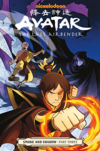 Avatar Airbender Smoke Shadow Three ebook product image