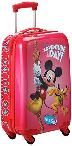 Disney Adventure Day Equipaje Infantil, 33 Litros, Color Rojo