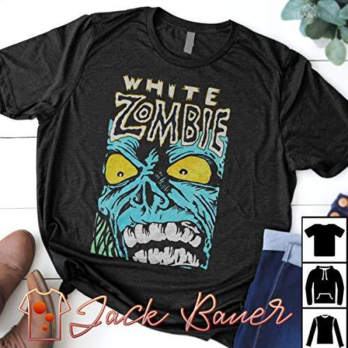 Vintage 1990s White Zombie Astro Creep 2000 Concert Tour Album Heavy Metal T-Shirt Long T-Shirt Sweatshirt Hoodie ()