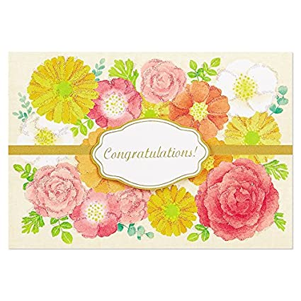 Amazon sanrio flower wreath congratulations greeting card sanrio flower wreath congratulations greeting card m4hsunfo