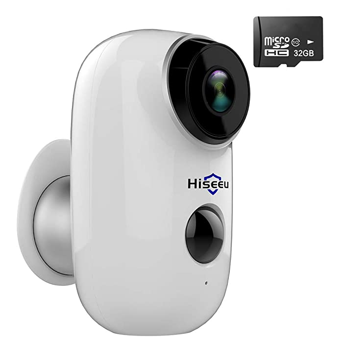 Top 9 Wireless Smart Home Camera Battery Oparted