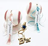 Gender Reveal Baseballs Vibrant Pink and Blue Powder + Bonus Keepsakes in Beautiful Gift Packaging: Sex Reveal Party Team Pink (Girl) Team Blue (Boy) - ★OFFICIAL SARDONYX REVEAL BASEBALL★™