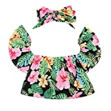 Best off baby - 2017 Baby Girls Off Shoulder Boho Print Floral Review