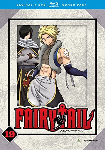 Fairy Tail: Part 19 [Blu-ray]