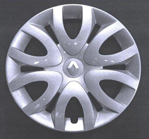 dal 2010 r 15 IV Serie R.Vi.Autoforniture srl Set 4 Coppe Ruota Copricerchio Borchie Renault Clio
