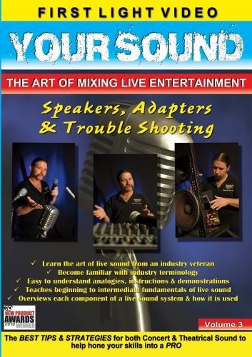 - Speakers, Adapters & Trouble Shooting