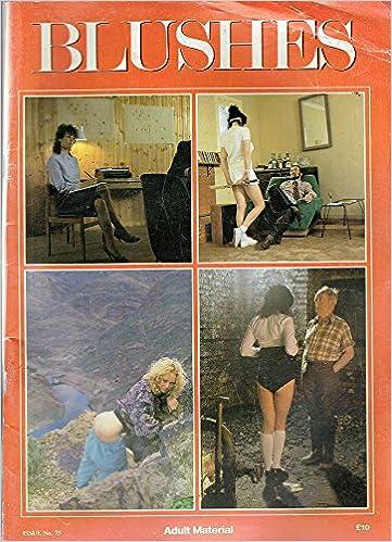 spanking magazines Blushes