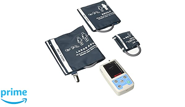 Abpm - Medidor Holter de presión y pulsaciones, con software. Código: 35110: Amazon.es: Industria, empresas y ciencia
