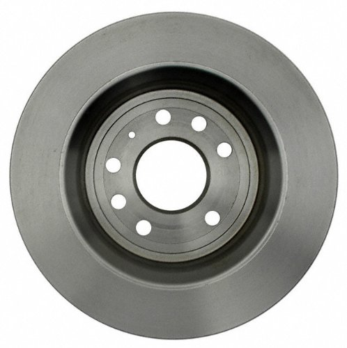 ACDelco 18A2391 Professional Rear Drum In-Hat Disc Brake Rotor
