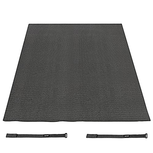 Set Up Bass Drum (Neewer Black 6 x 4 Feet/1.8 x 1.2M Non Slip Drum Mat with Nylon Carrying Bag for Bass Drum, Snare and Other Core Set)