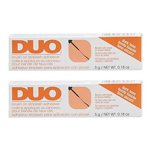 DUO Brush On Strip Dark Lash Adhesive, 2 -