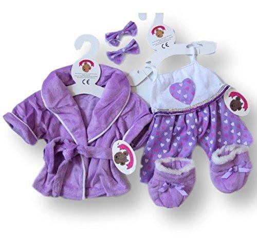Purple Robe, PJ