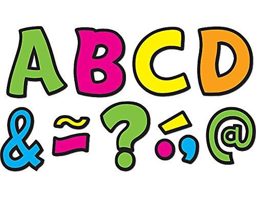 Teacher Created Resources Funtastic Font 3