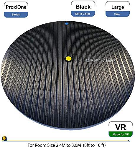 ProxiMat | ProxiOne | Black | Large | VR Virtual