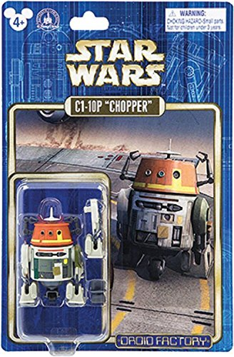"Star Wars Celebration 2017 Droid Factory C1-10P ""Chopper"" (Disney Store Exclusive)"