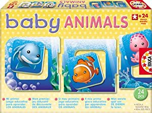 Educa Borrás 14298 - Baby Animales