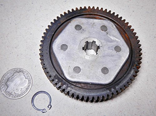 Gear Primary Driven (64-66 HONDA CT200#3 PRIMARY DRIVEN GEAR)