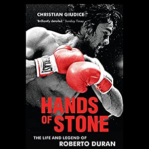 Hands of Stone Audiobook