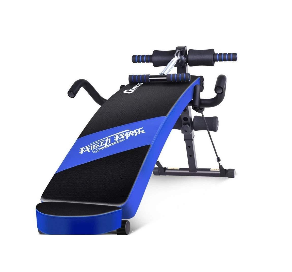 GaoMiTA Sit-up Board Multi-Function Abdominal Board Home Fitness Equipment Sit-ups Abdomen Machine Abdominal Device
