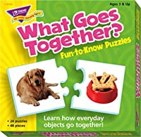 What Goes Together Puzzle
