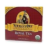 Newman's Own Organics Royal Tea 0.07 Oz (Black tea, Pack of 1)