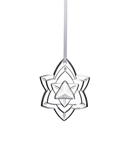 Baccarat 2018 Annual Crystal Christmas Ornament - Clear Star - Amazon.com: Baccarat 2018 Annual Crystal Christmas Ornament - Clear