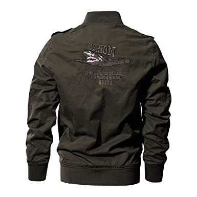 Mens Winter Jacket Coat Military Clothing Tactical Breathable Coat Outwear at Amazon Mens Clothing store: