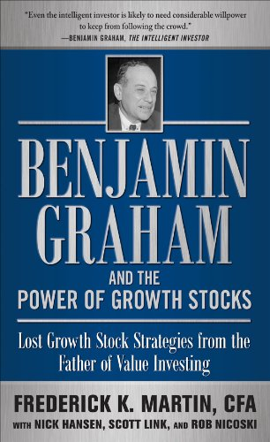Amazon benjamin graham and the power of growth stocks lost benjamin graham and the power of growth stocks lost growth stock strategies from the father fandeluxe Image collections