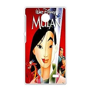 JIANADA Mulan Case Cover For Nokia Lumia X