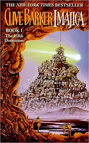 Image result for imajica book