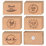 Best Man Thank You Cards - 40 Kraft Rustic and Vintage Thank You Cards Review