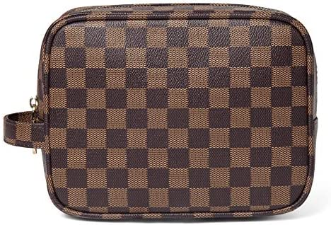Daisy Rose Checkered Cosmetic toiletry product image