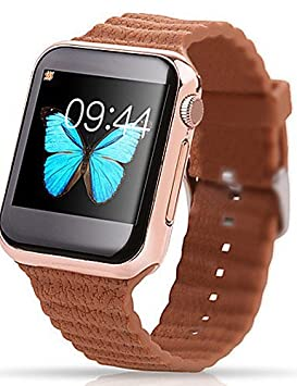 lincass V9 Bluetooth 4.0 Smart Watch con Heart Rate Monitor para iOS & Android GSM SmartWatch
