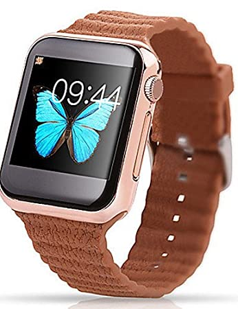Amazon.com: Lincass V9 Bluetooth 4.0 Smart Watch with Heart ...