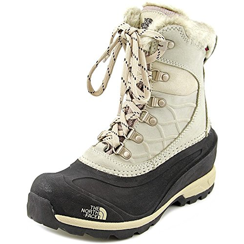 The North Face Chilkat 400 Boot Womens Simply Taupe Brown/TNF Black 9