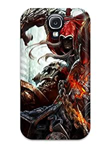 8795573K62659994 Perfect Fit Darksiders Case For Galaxy - S4