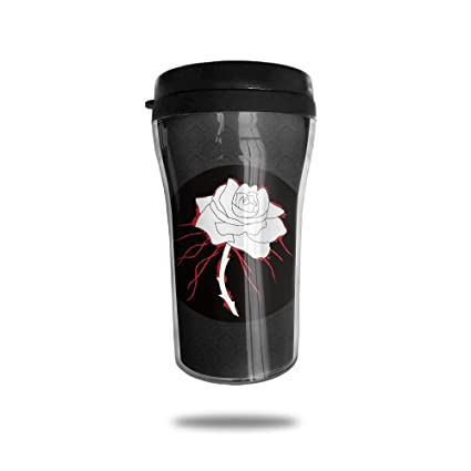 Fancy Rose Flower Fashion Travel Coffee Mugs Funny Office Cup Tea Mug  sc 1 st  Amazon.com & Amazon.com: Fancy Rose Flower Fashion Travel Coffee Mugs Funny ...