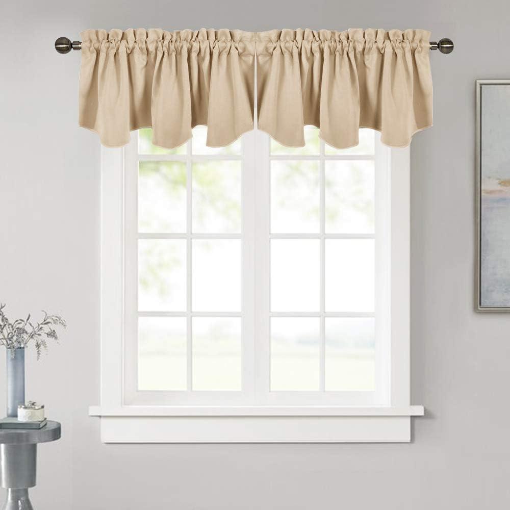 Regency Silver Ice Storm Wooden Curtain Double Bracket 35mm #35R335