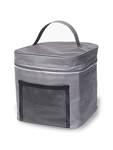 Holder Insulated (Insulated Beverage Carrier - 'BevBag' (Gray))