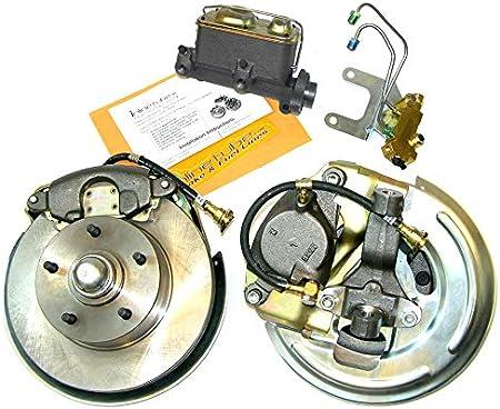 68 69 70 71 72 73 74 Nova Chevy II Disc Brake Backing Plates