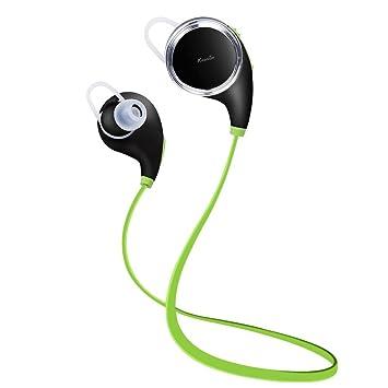 Auriculares Bluetooth QY8 [actualización qy7] kedsum v4,1 inalámbrico auriculares deportivos sumergible ejecutandose