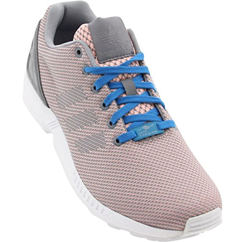 Galleon Adidas Men ZX Flux Weave (gray Glocor Tecgre